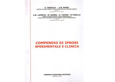 Compendio di Ipnosi sperimentale e clinica AA.VV.